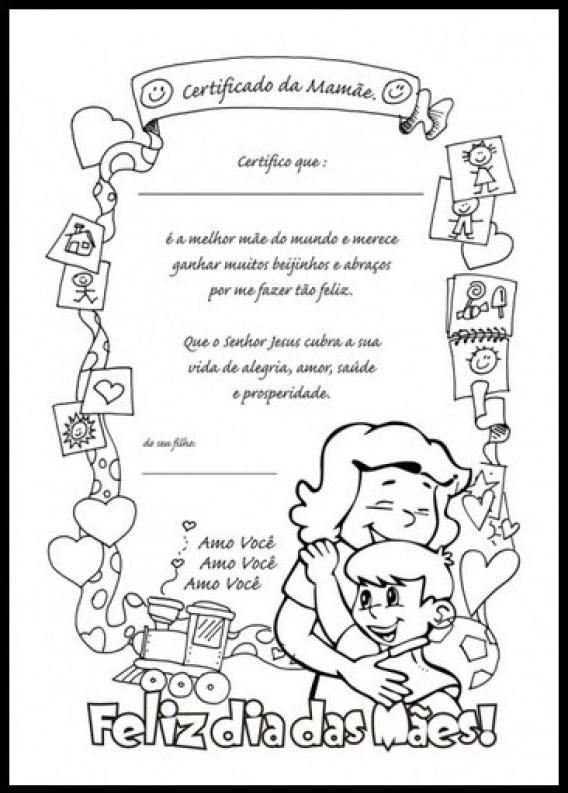 cartão dia das mãe para colorir.1 - FAÇA VOCÊ MESMA LEMBRANÇAS E CARTÕES PARA O DIA DAS MÃES