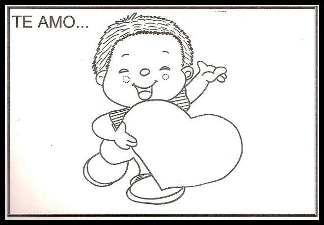 cartão dia das mãe para colorir.menino - FAÇA VOCÊ MESMA LEMBRANÇAS E CARTÕES PARA O DIA DAS MÃES