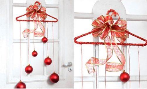 Para pendurar e1608128553445 - Decoração para Natal e Ano Novo: baratas e fáceis