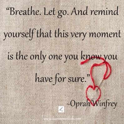 breath let go