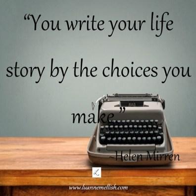 write life story