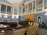 Senate Chamber MA State House (2)