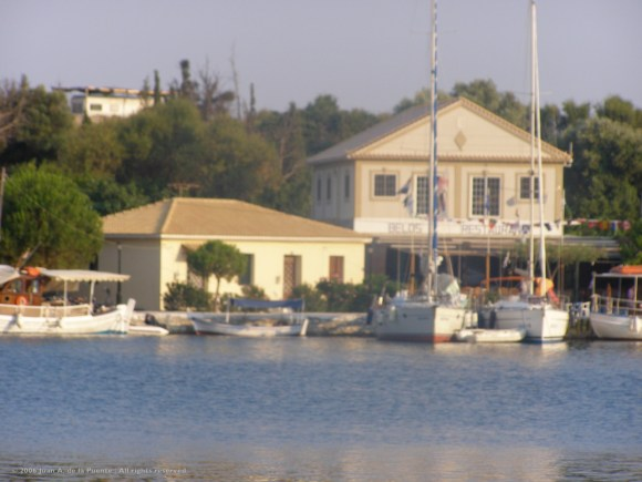 Puerto de Kastós