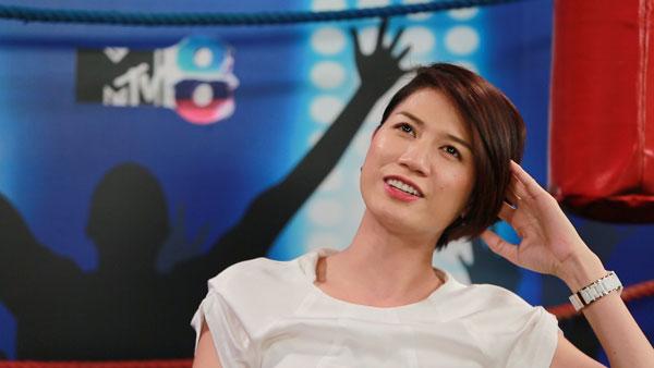Người mẫu Trang Trần. Ảnh: newsen.vn