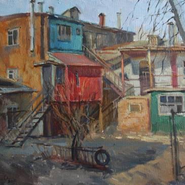 Ростовские дворики