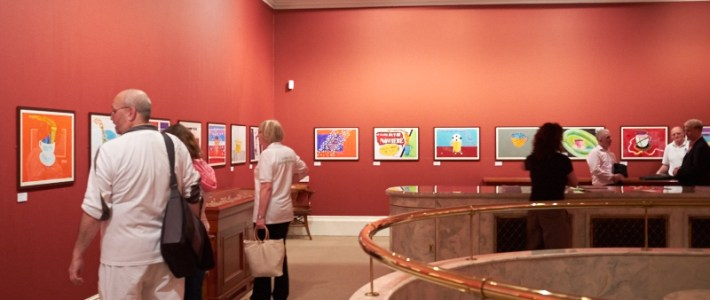 Moments that Matter - Harris Museum - photo ©Denise Swanson
