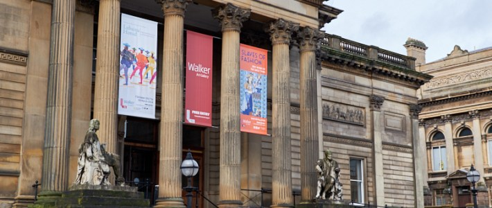 Meticulous Observations at Walker Art Gallery