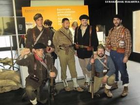 San Pedro 1936-1937. Arqueología de la guerra civil española, Zientzia Astea 2016, Vitoria-Gasteiz y Uzkiano (Araba) - 02