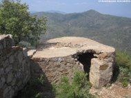 Posiciones defensivas de Las Tetas en la Serra d'Espadà - 07