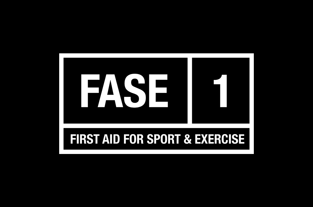 First Aid for Sport and Exercise – FASE 1 (Blended Learning)