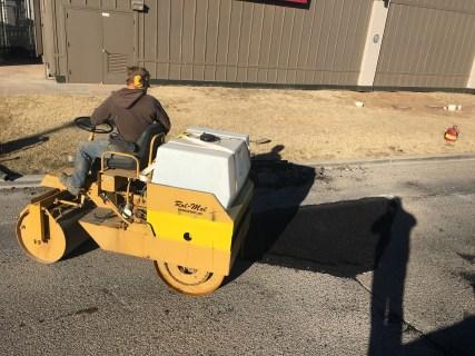 asphalt pot hole repair Lubbock