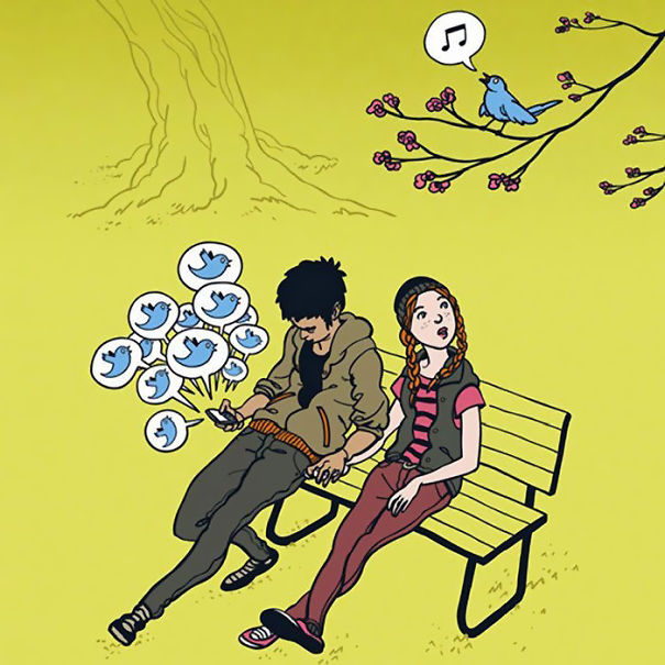 smartphone-addiction-illustrations-cartoons-9__605