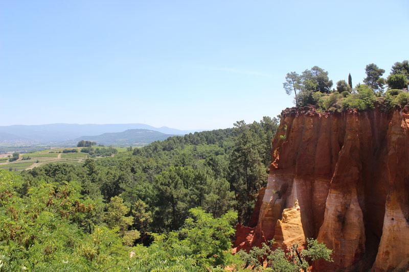 Ocres de Roussillon