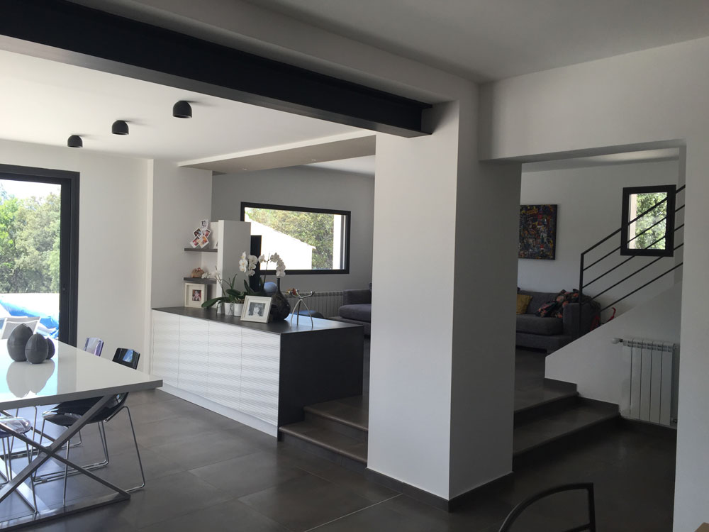 Renovation Maison Latest Maison Avant Aprs Rnove With