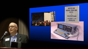 Steve Lubetkin speaking at PRSA Southeastern Wisconsin meeting April 18, 2012