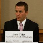 Luke Tilley, Regional Economic Advisor, Federal Reserve Bank of Philadelphia