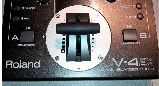 Roland V4-EX video switcher
