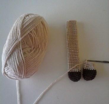 Confection doudou en crochet