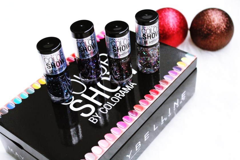 Maybelline New York Color Show Be Brilliant Nagellacke.