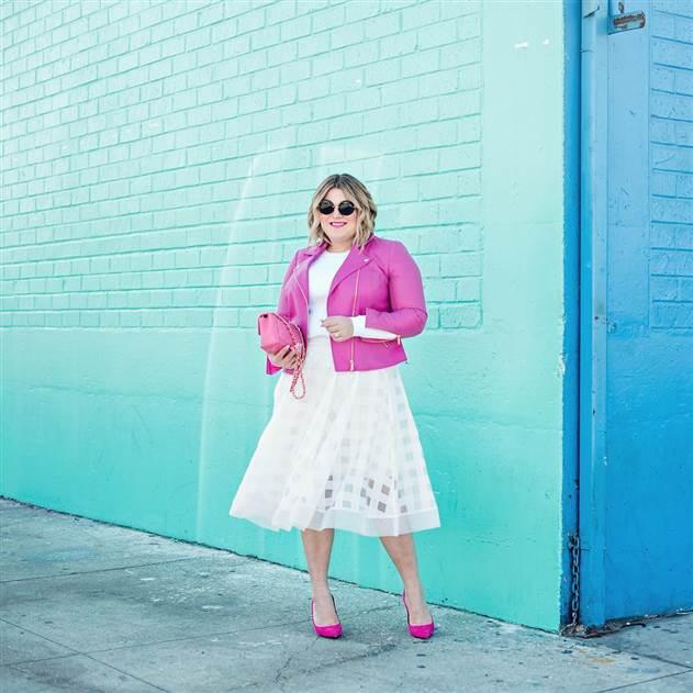 Летние юбки для пышных дам - 9 моделей, которые помогут не комплексовать из-за лишних кг