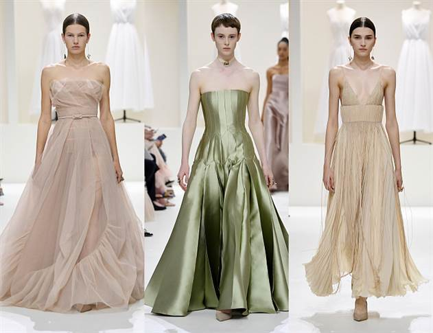 Кутюрная коллекция от Dior осень-зима 2018-2019 под девизом Прощай, феминизм, здравствуй, классика