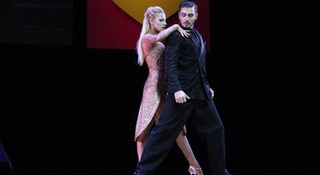 Российский танцор ударил жену после выступления на Чемпионате мира