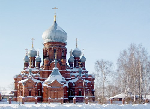 Скорбященская церковь в Фурманове. Православный пост