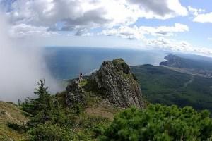 Сахалинские скалы