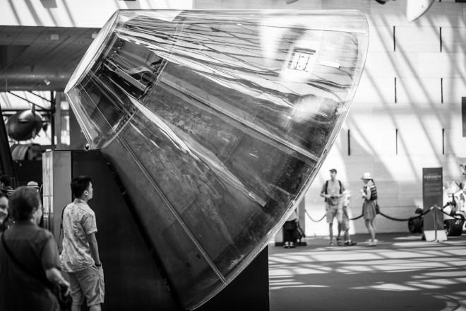 Apollo 11, Smithsonian National Air and Space Museum, Washington DC