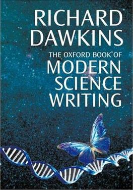 the oxford book of modern science writing - Book Cover