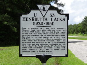 Henrietta_Lacks_historical_marker