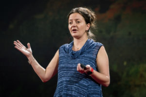 Tabetha Boyajian speaks at TED2016 - Dream, February 15-19, 2016, Vancouver Convention Center, Vancouver, Canada. Photo: Bret Hartman / TED