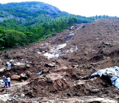 Kerala Land slide