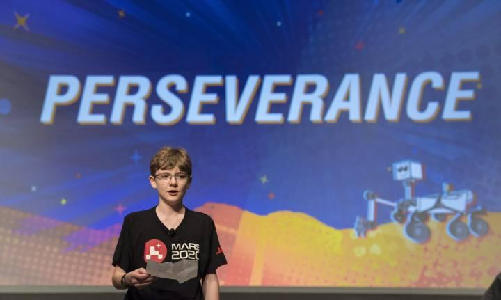 മാര്സ് 2020 ഇനി മുതല് Perseverance!