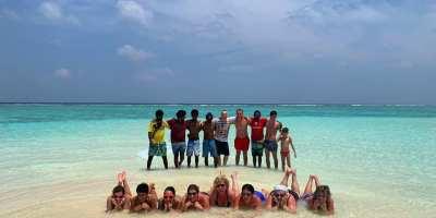 gruppo maldive