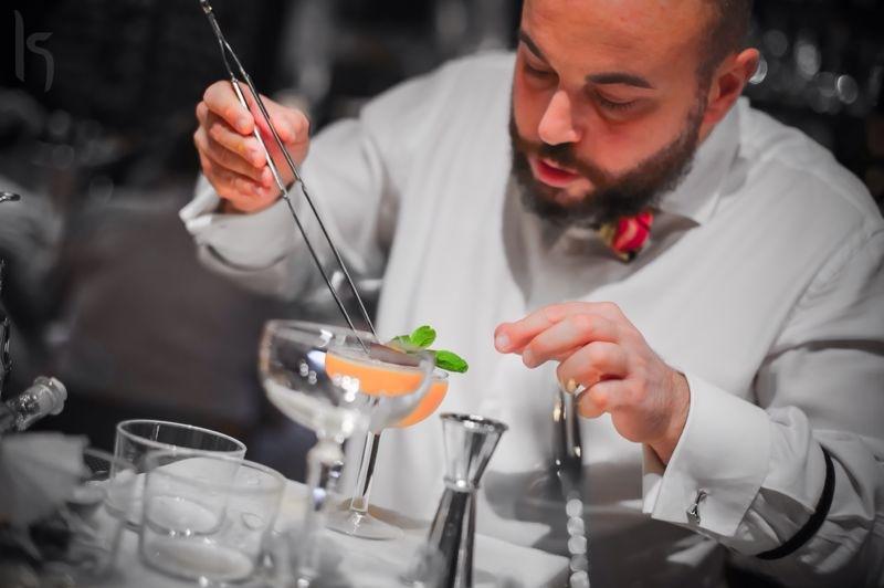 Luca Anastasio Hawaiian Club Cocktail 1