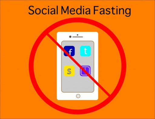 Social media fasting, starting NOW!