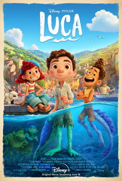 """""""Luca"""", a few Objectivist reflections on a sweet @Disney @Pixar movie with a great title!"""
