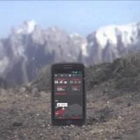 Quechuaphone, il cellulare montanaro di Decathlon