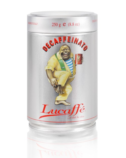 Lucaffe Decaffeinato 250g