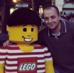 Stand Lego - RiminiComix 2013