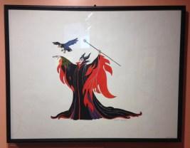 Studio di Malefica - Walt Disney
