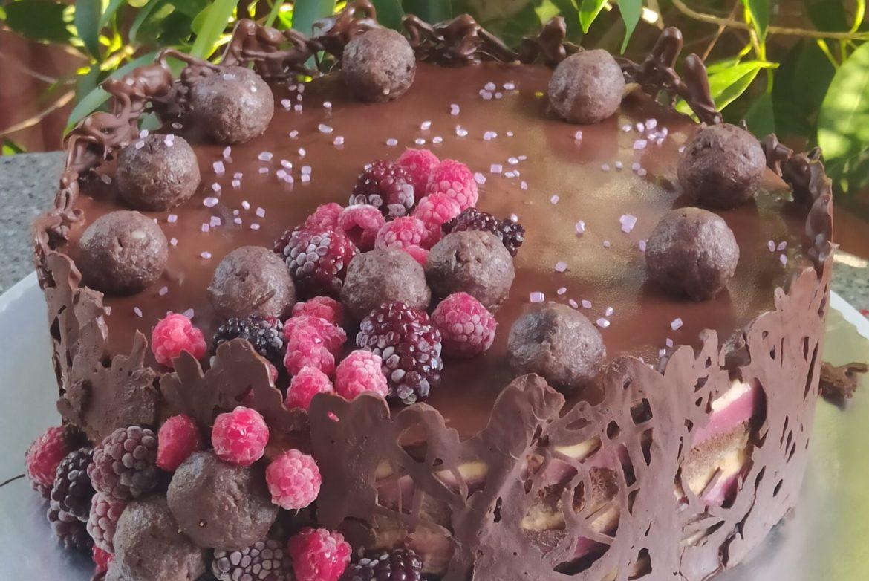 Peku koje se ne voćne torte Posne torte