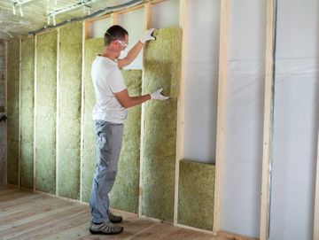 Internal Wall Insulation - Luca Line Services