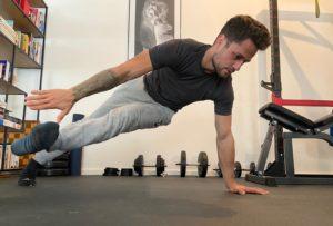 Push-Up Workout Explosiv