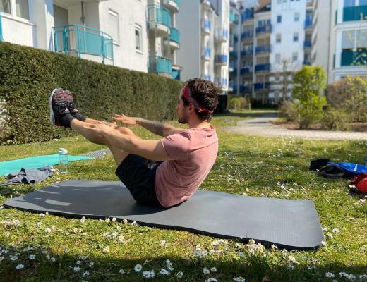 Bauch Workout No Equipment