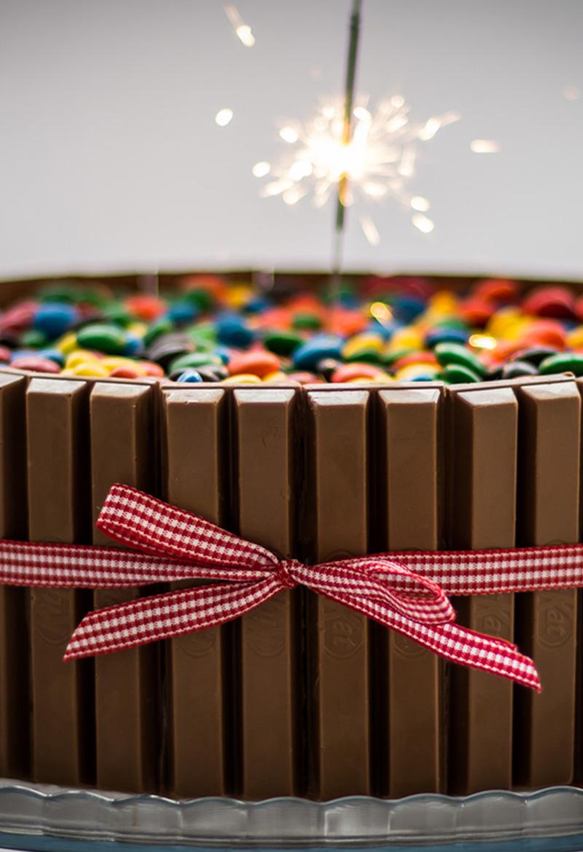 Hoje é dia de festa!!! Nada melhor que chocolate, muito chocolate!