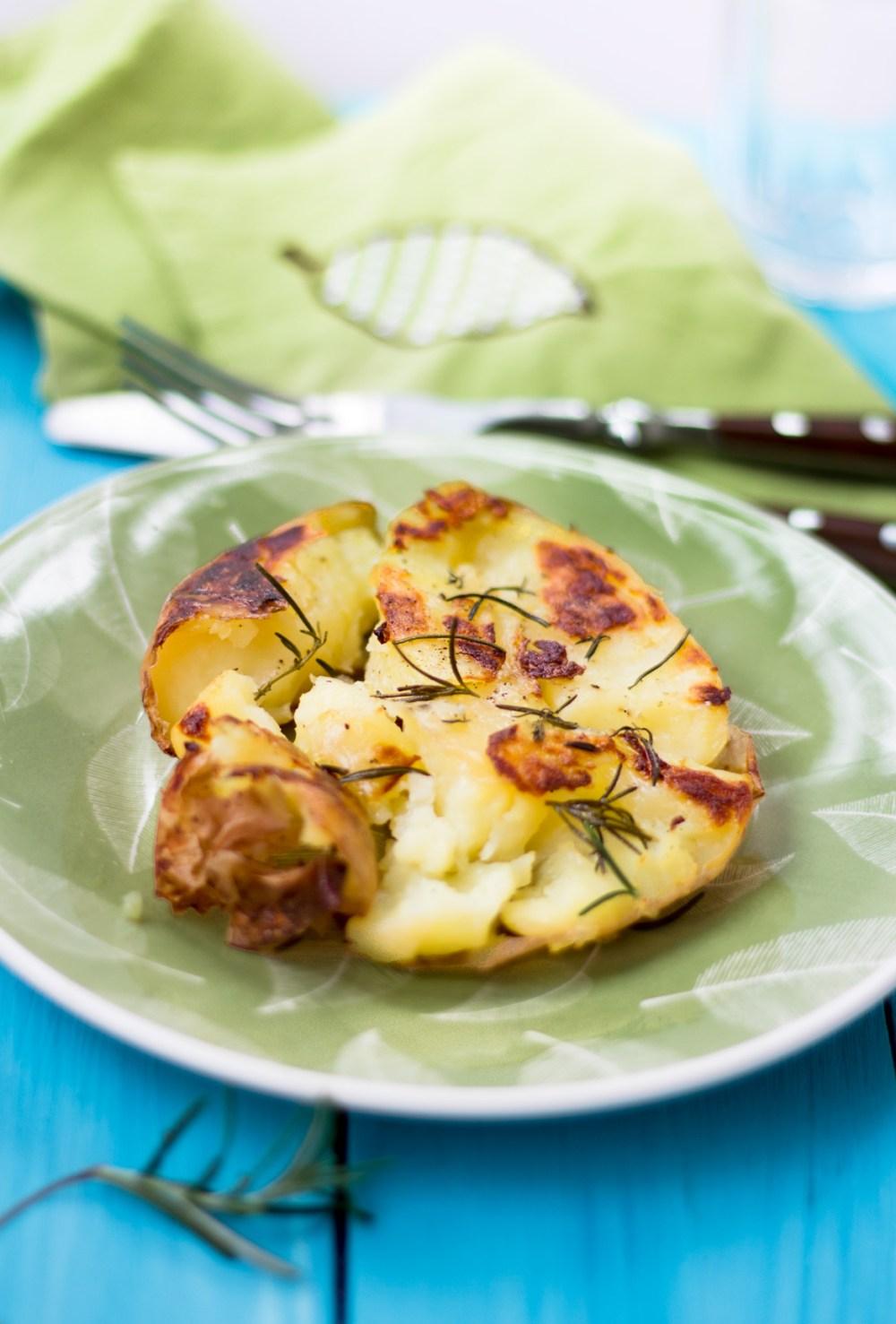 Já experimentou Batatas ao murro?