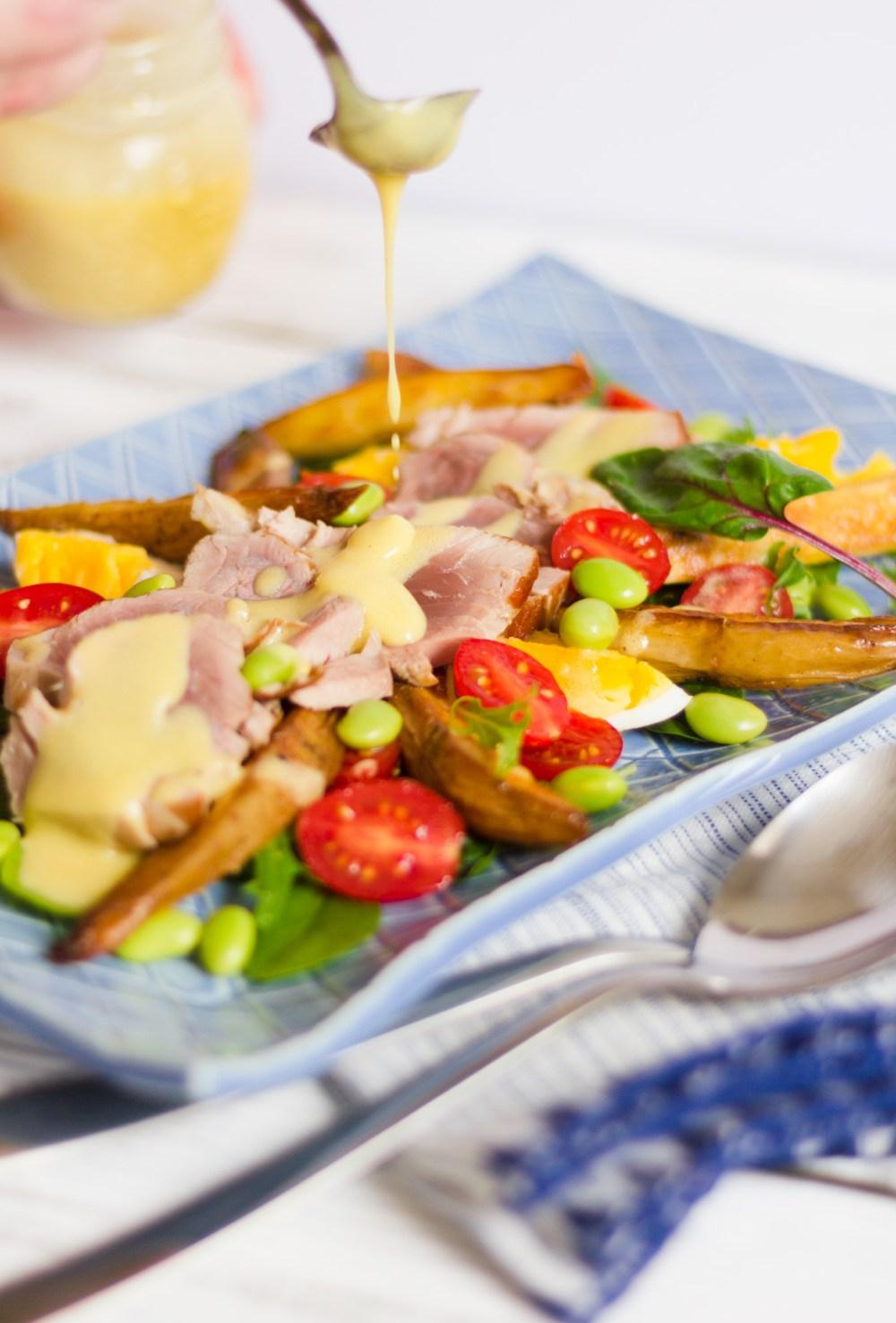 Salada Niçoise Moderninha 1