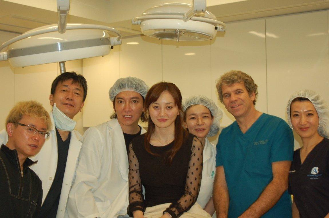 luca piovano chirurgo plastico training